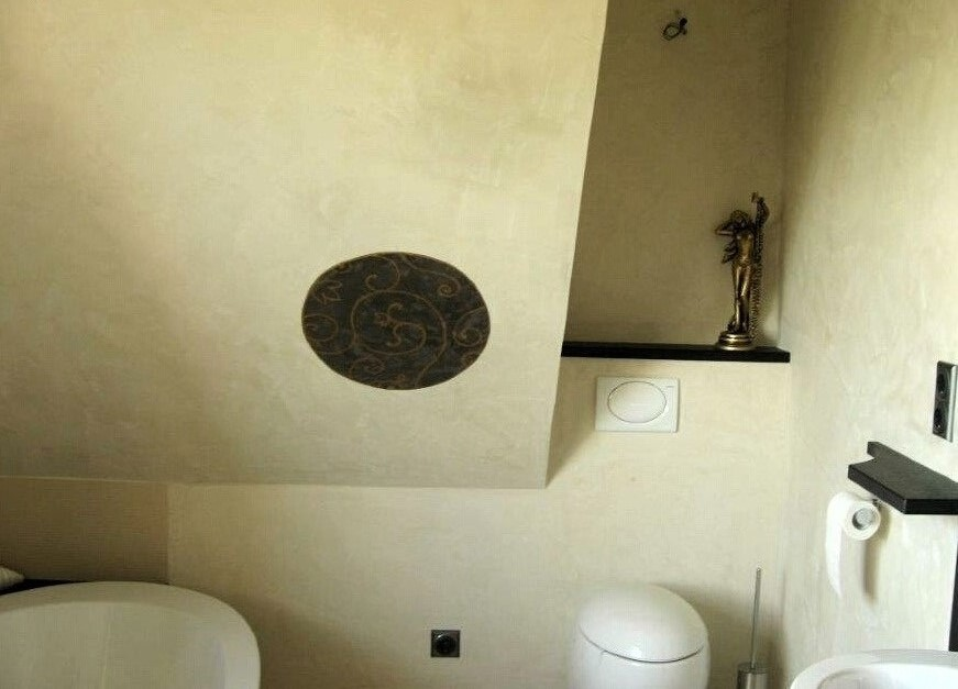 Badezimmer ohne Fliesen - Bad- & Wandveredelungen Tino Lehmann